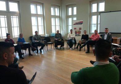 Regionalni sastanci sa kancelarijama za mlade na jugu i istoku Srbije